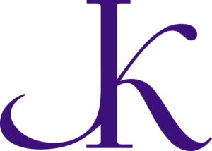 JulieKenner_Logo Dark Purple